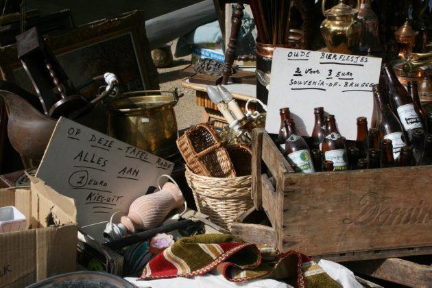 """Flohmarkt """"Brocante"""" Sluis"""