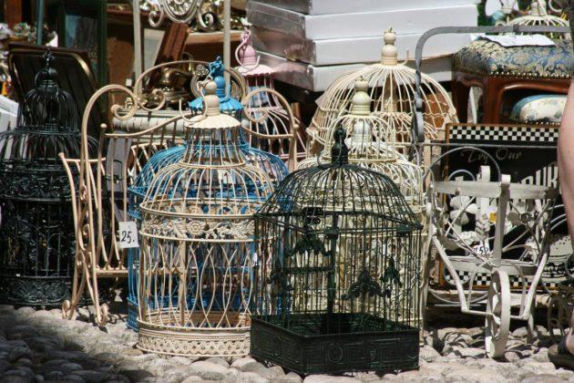 Trödeln und Shoppen in Sluis