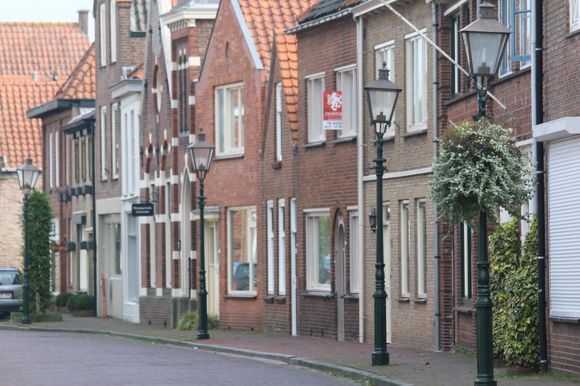 Straßenidylle in Aardenburg