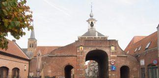 Kaaiport in Aardenburg