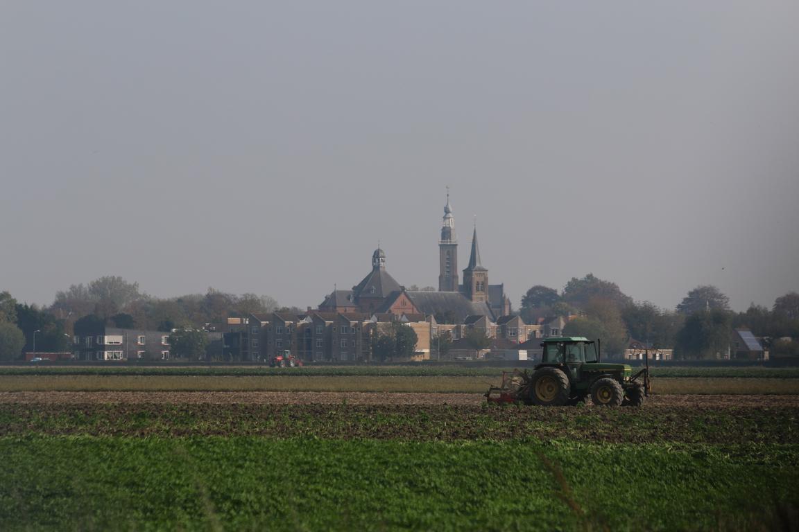 Skylinje von Aardenburg