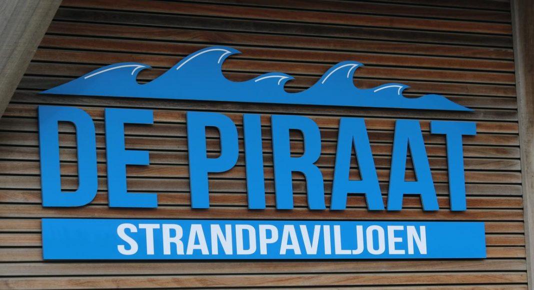 "Strandpavillon ""De Piraat"" Cadzand-Bad:"