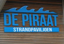 "Strandpavillon ""De Piraat"" Cadzand-Bad:"