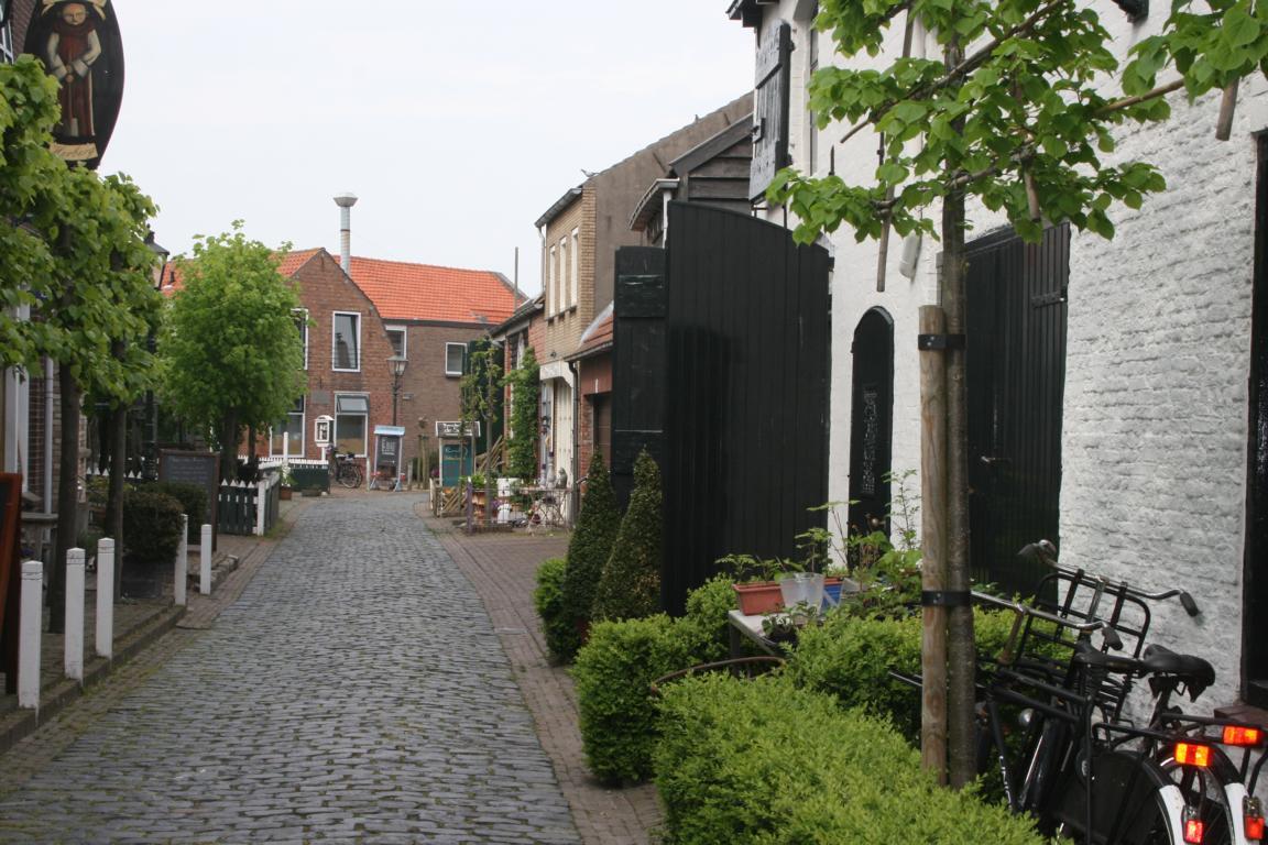 """""""Het Vlaemsche Erfgoed"""" Groede: Slijkstraat"""
