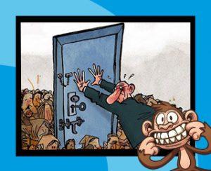 Internationales Cartoonfestival @ Strand Casino Knokke | Knokke-Heist | Vlaanderen | Belgien