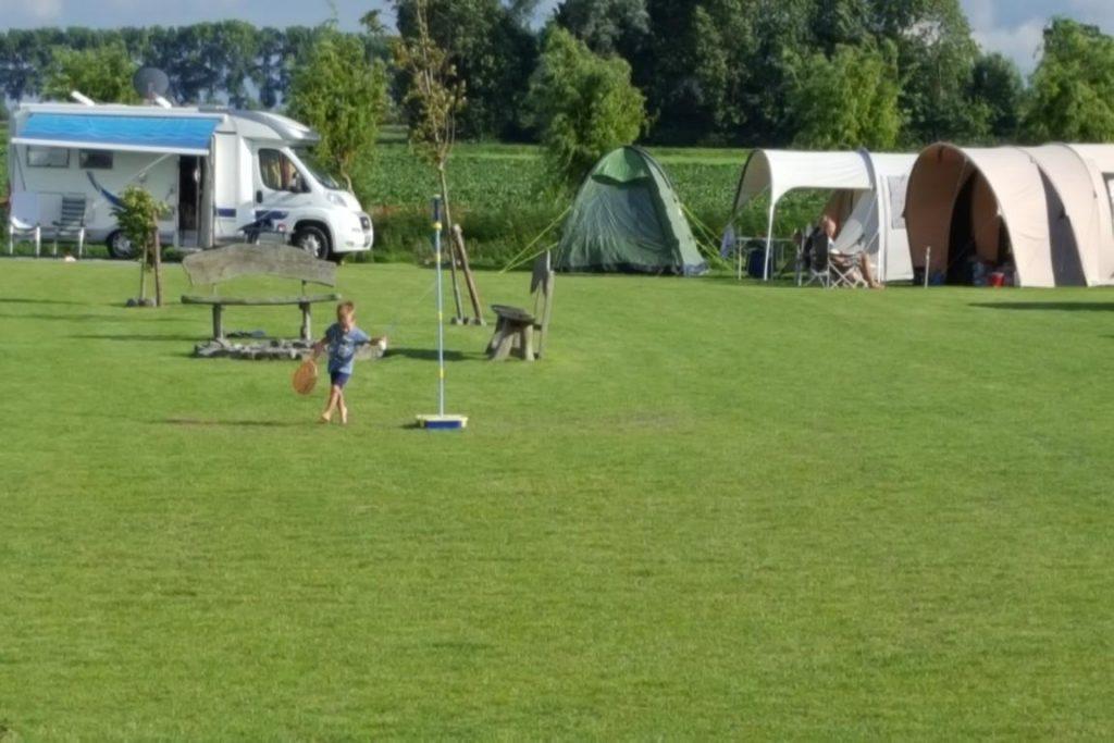 Camping Crea Trend Retranchement