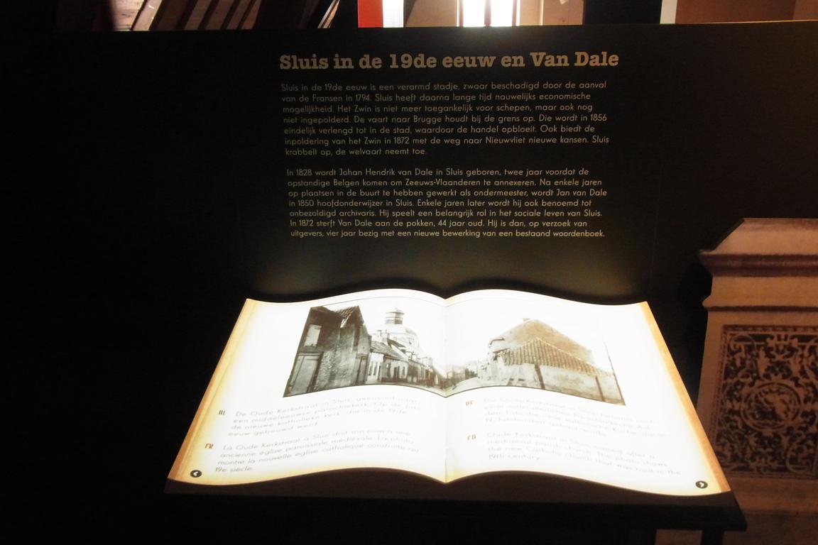 Sluis Belfort Museum van DaleE
