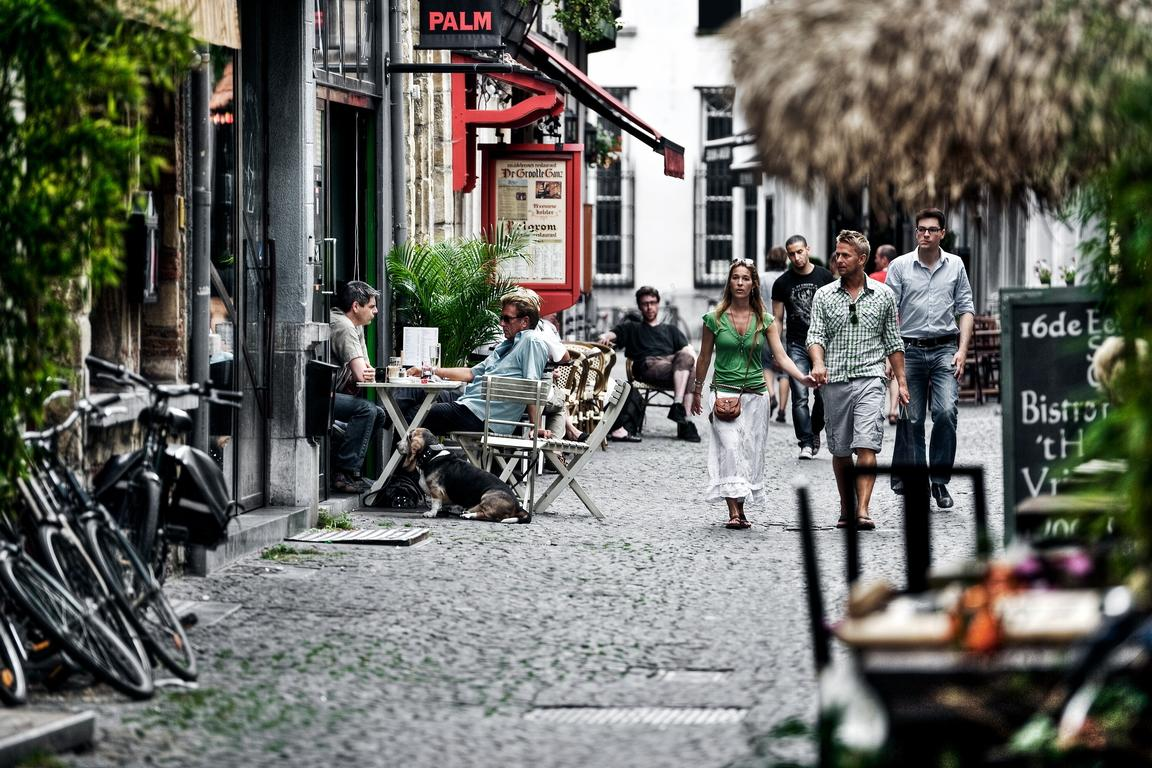 Antwerpen entdecken und erkunden © VisitAntwerp