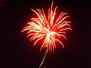 Feuerwerk-Festival Oostende @ 'Groot Strand', zwischen dem Kursaal und den Venezianischen Galerien