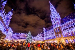 Winterwunder Brüssel @ Brussel | Brussel | Belgien