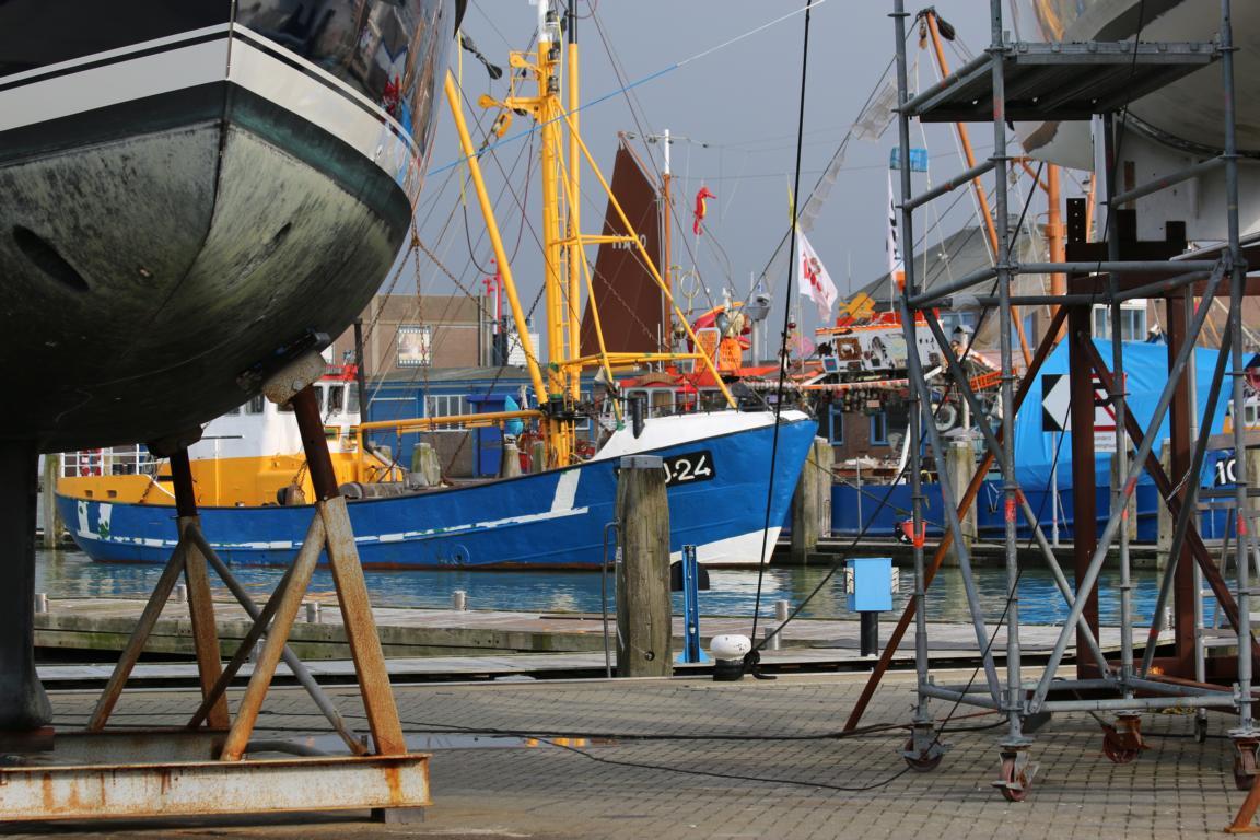 Hafen Breskens