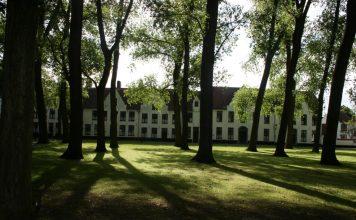 Beginenkloster in Brügge