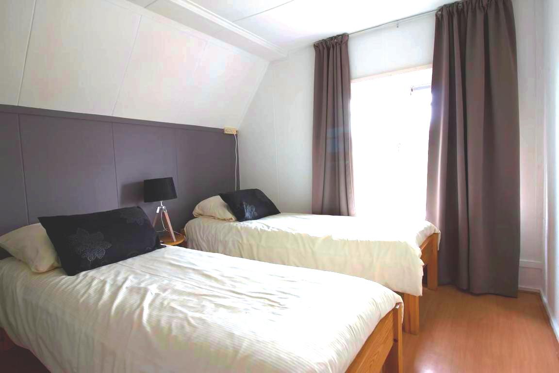 Hotel Bruist Cadzand-Bad - Basic Doppelzimmer
