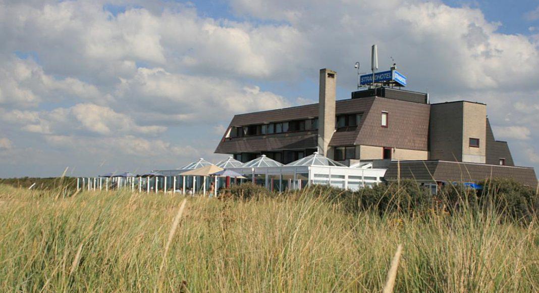 4-Sterne-Strandhotel Cadzand-Bad