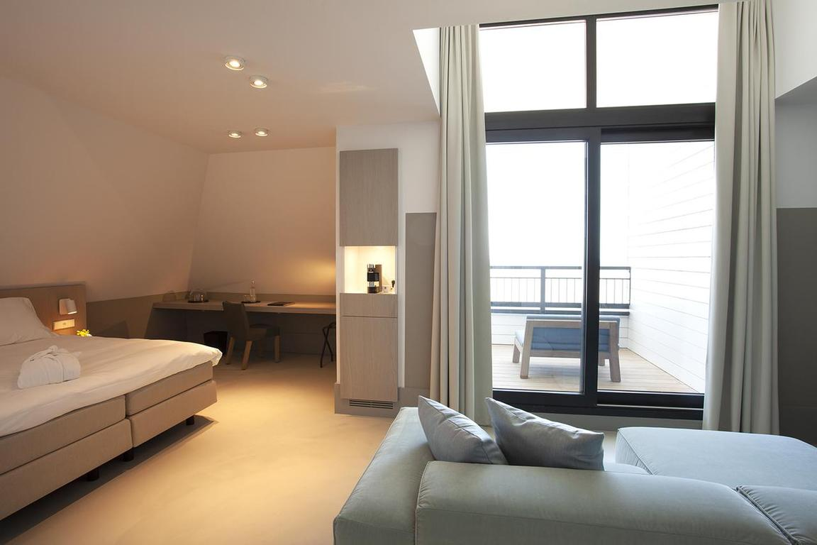 Strandhotel Suite mit Meerblick
