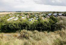 """Camping mit Blick auf die Polder bei Cadzand-Bad: """"Molecaten Park Hoogduin"""""""