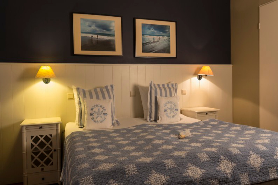 "Dünen-Doppel-Zimmer: ""Beach Hotel & Spa Noordzee"""