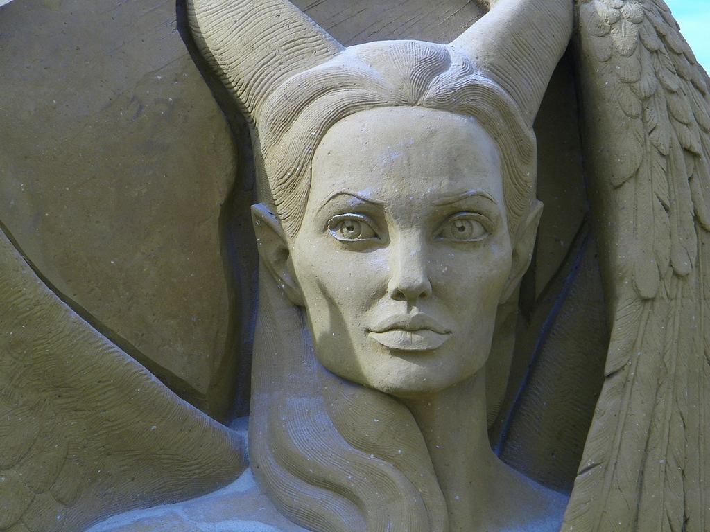 Sandskulpturenfestival Disneyland@Paris