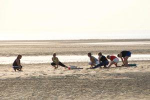 Zomer Yoga am Zwinstrand Cadzand-Bad @ Haupteingang Camping De Zwinhoeve | Retranchement | Zeeland | Niederlande