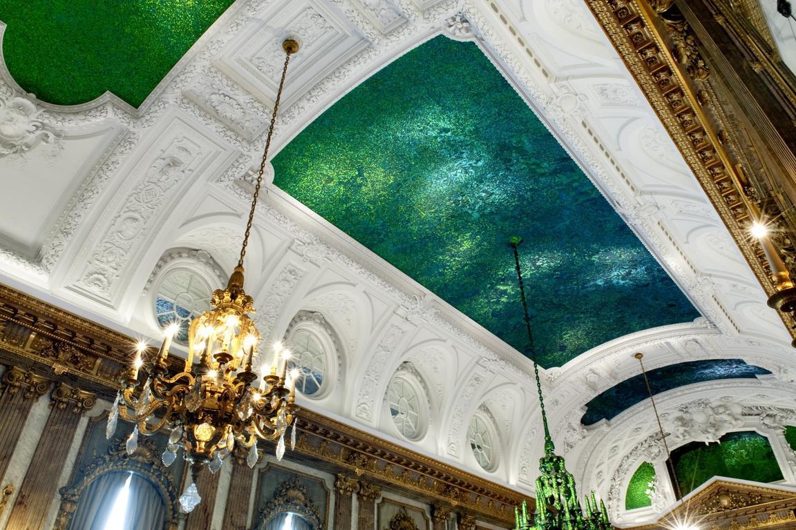 Königlicher Palast Spiegelsaal