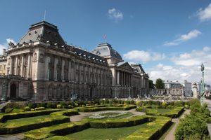 Offener Königlicher Palast Brüssel @ Königlicher Palast | Brussel | Brussels Hoofdstedelijk Gewest | Belgien