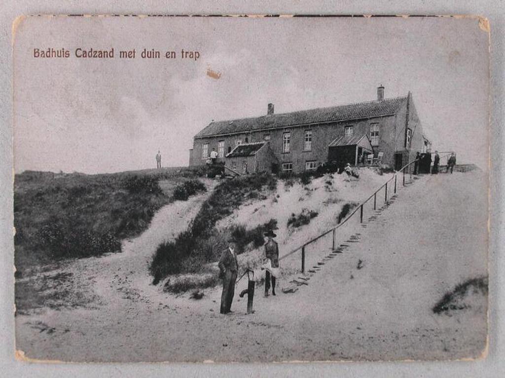 Badhuis Cadzand-Bad 1920