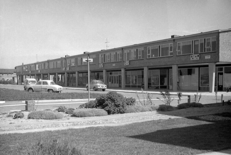 """""""De Duinplein"""" Cadzand-Bad um 1963"""