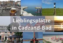 12 Lieblingsplätze in Cadzand und Umgebung