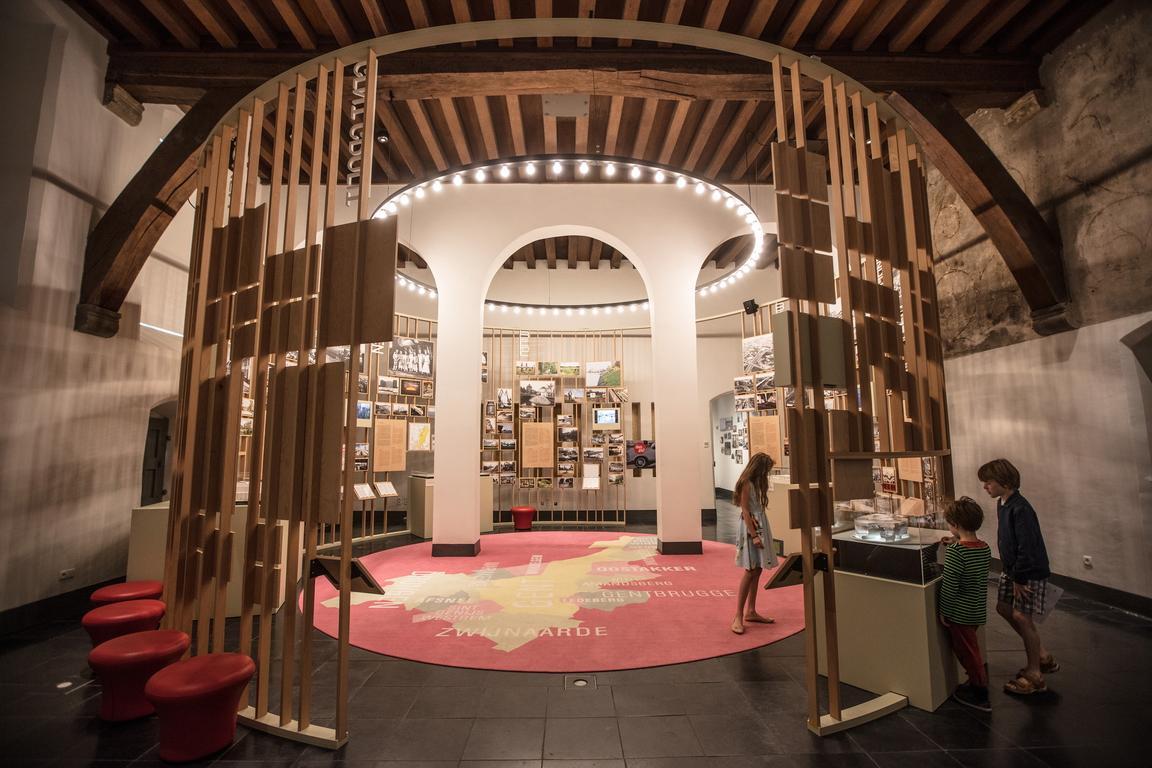 STAM-Museum in Gent