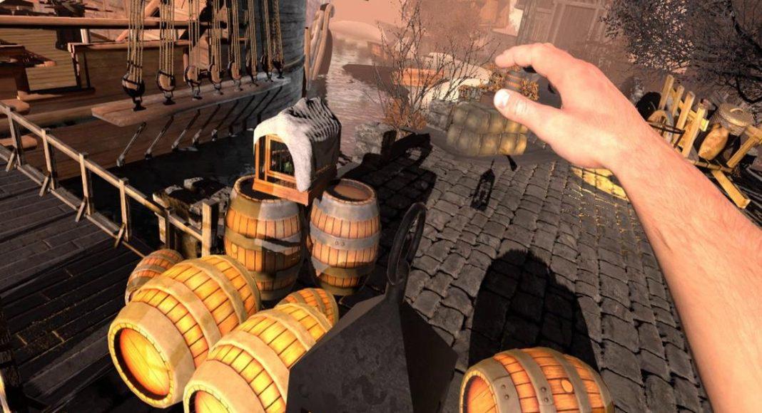 Historium Brügge mit VR