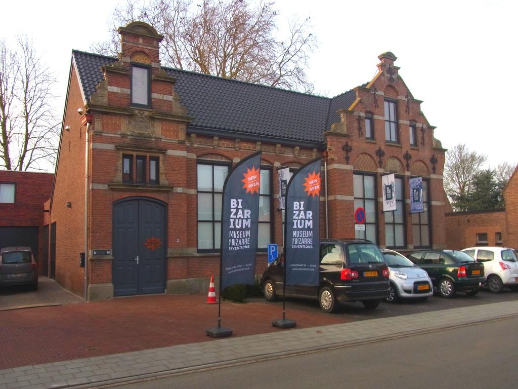 Bizarium-Museum in Sluiser Ex-Schule