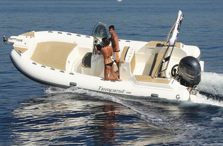 Motorboot-Charter Cadzand-Bad