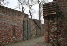 """""""Westpoort"""" - West-Stadtor von Sluis"""