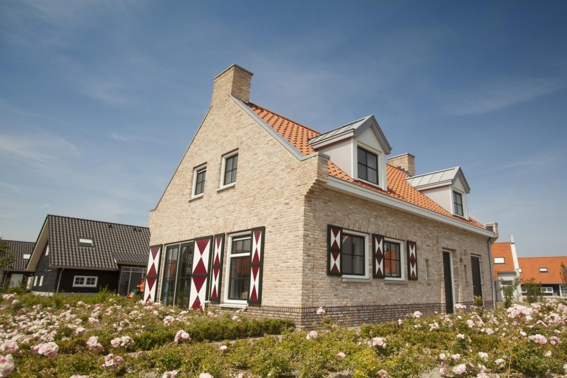 126 m2-Ferienhaus für 10 Personen Nieuwvliet-Bad