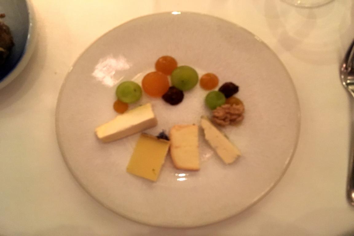 Käse zum Desserr La Trinité Sluis