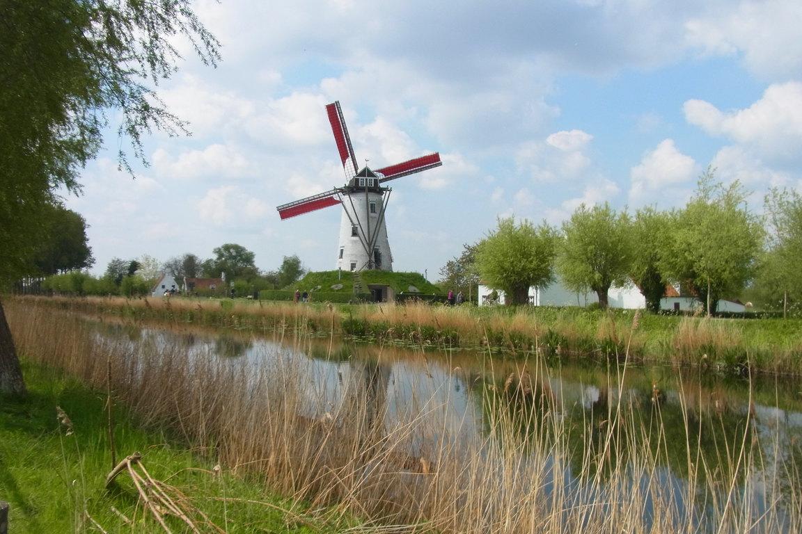 Windmühle von Damme