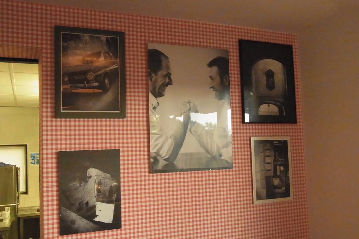 """Italienisches Restaurant """"l`Angelo"""" in Cadzand-Dorf"""