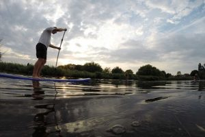 SUP-Tour@Channel Cadzand-Bad @ Camping De Wachtsluis | Retranchement | Zeeland | Niederlande