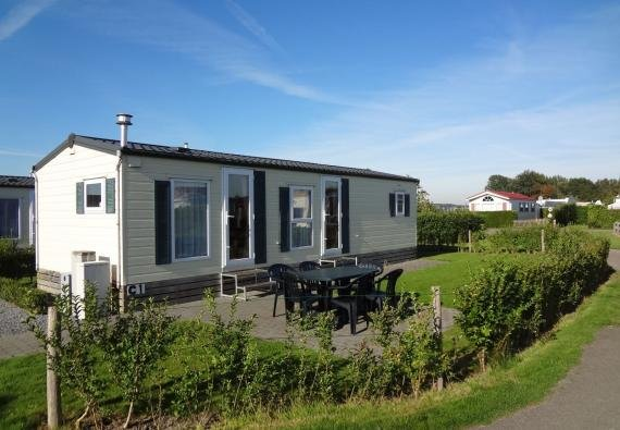 Camping Interntional 6-Personen-Chalet