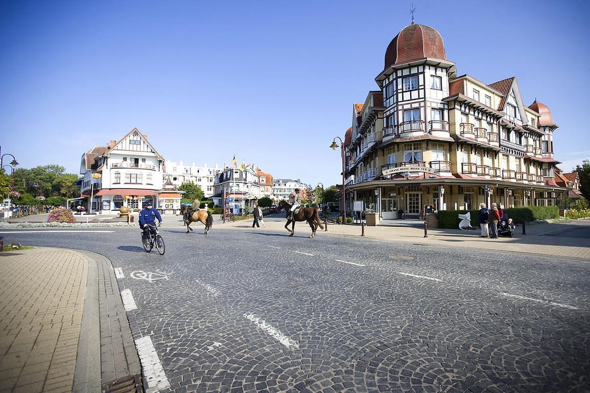 Villenviertel De Haan