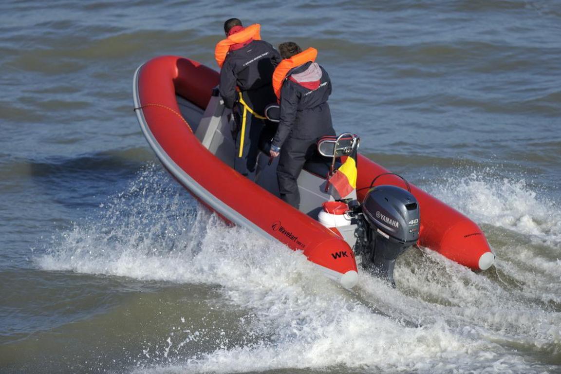 Wavekarting Knokke Boat Cadzand-Bad