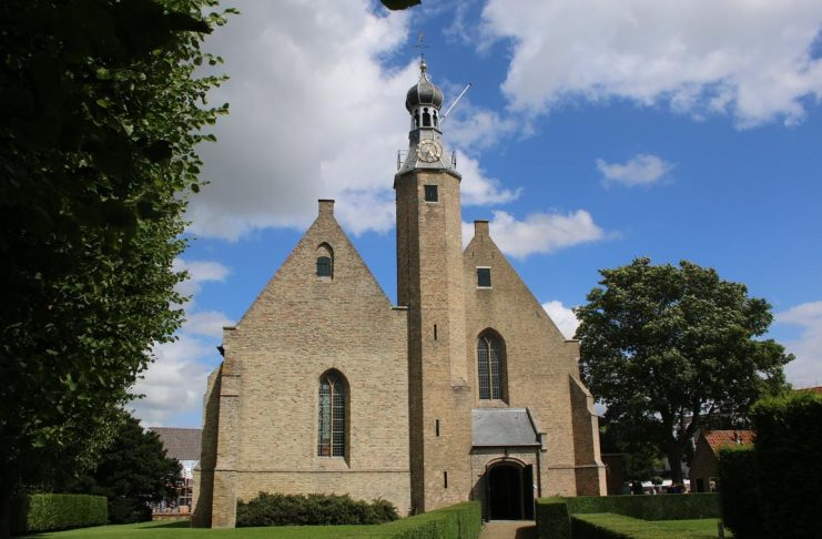 Marienkirche in Cadzand