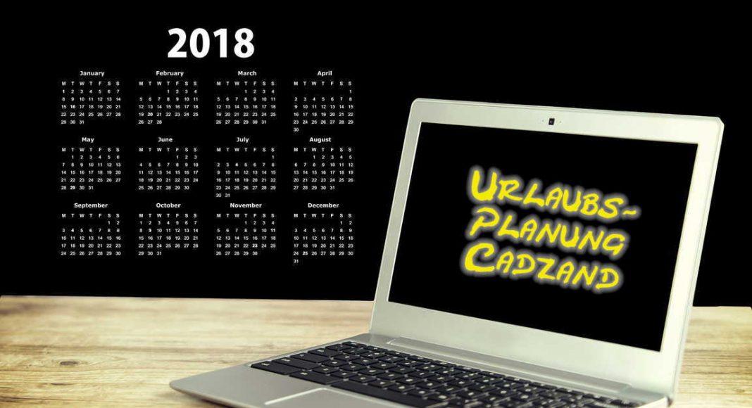 Brückentage für den URlaub in Cadzand 2018 einplanen