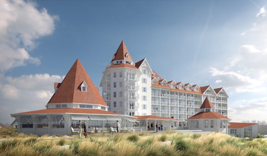 Neues Beach Hotel & Spa Noordzee