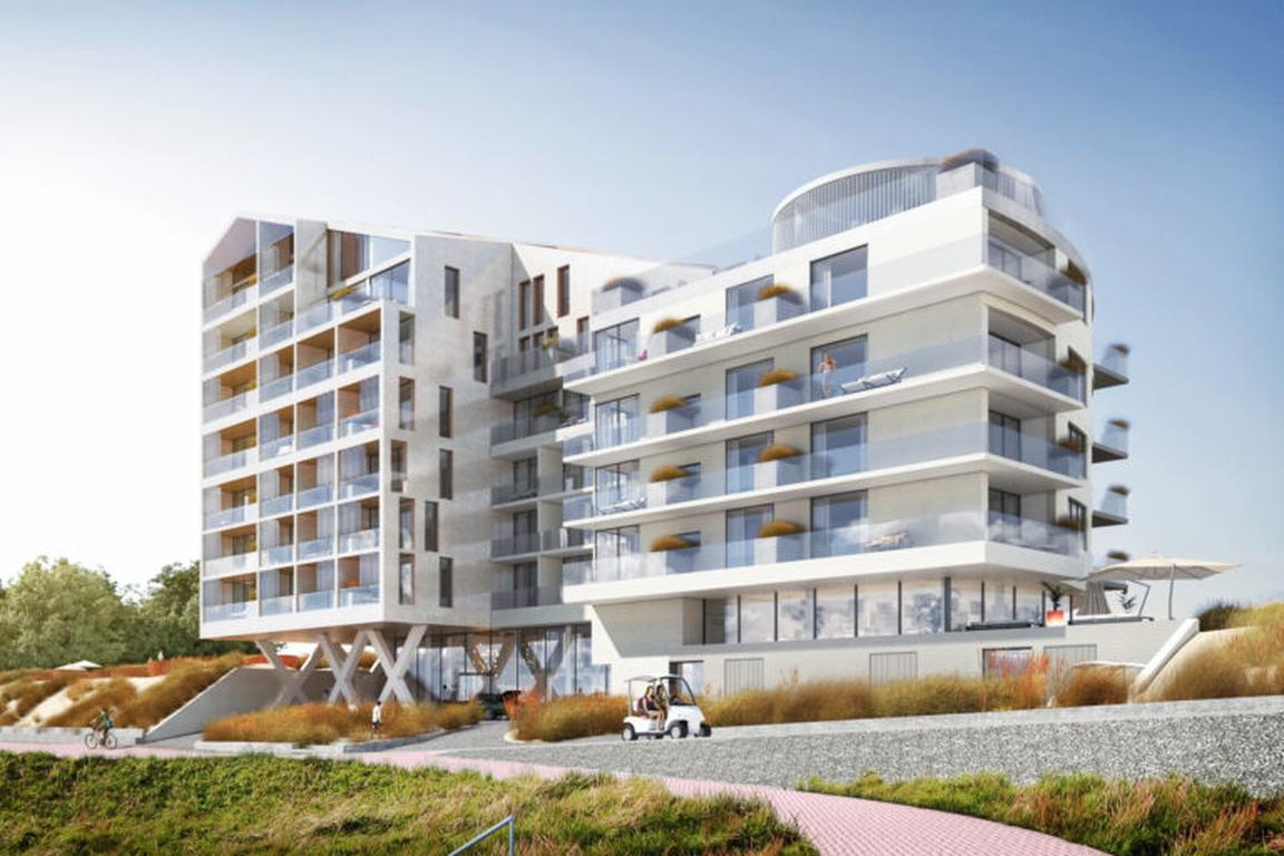 """Erweiterung """"Hotel de Wielingen"""""""