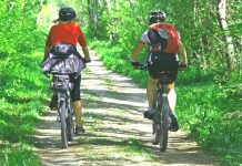 Mountainbiking rund um Cadzand-Bad