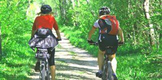 Mountainbiking rund um Cadzand-Bad