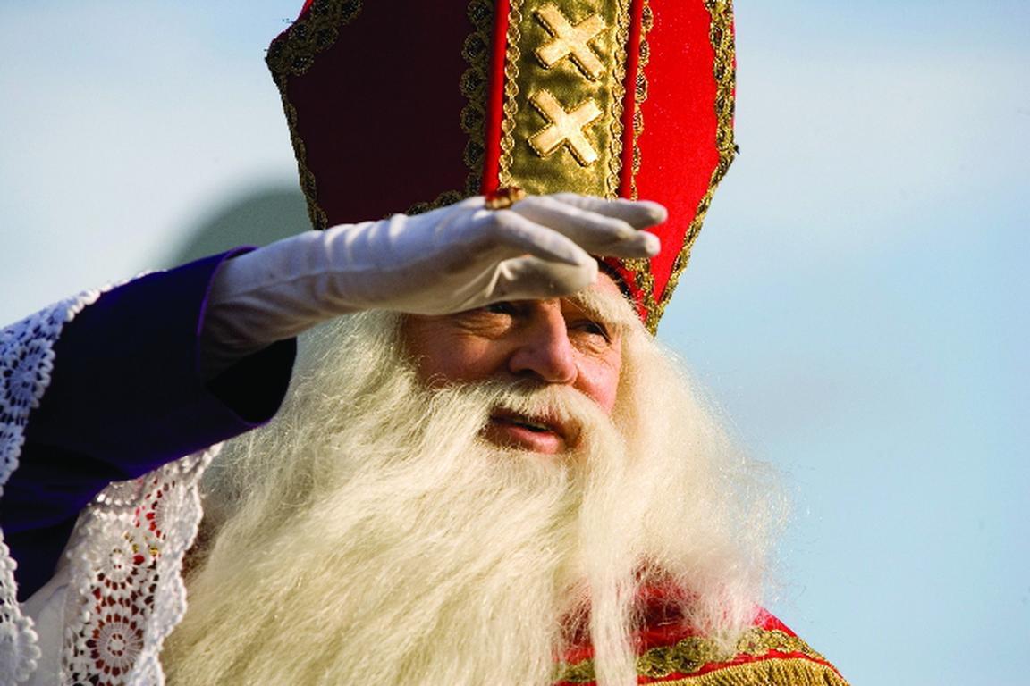 """""""Sinterklaas"""" in den Niederlanden"""