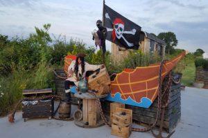 Schatzsuche mit Pirat William @ Crea Trends | Retranchement | Zeeland | Niederlande