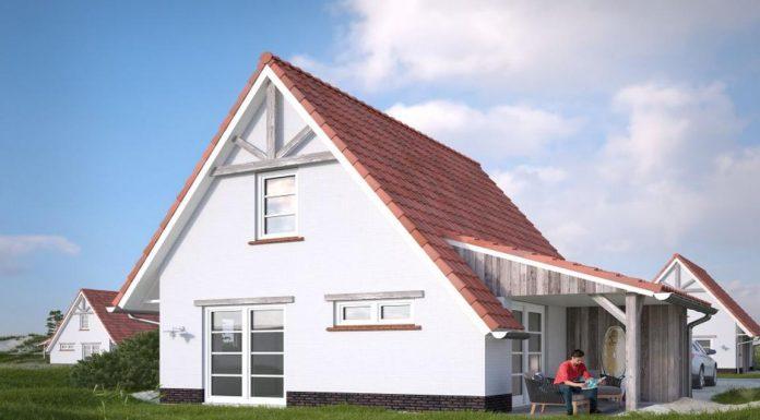 """Beach Resort Nieuwvliet-Bad"": Villa V6A Luxe"